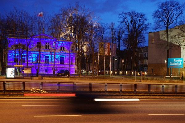 02.04.2015 Radio Gdańsk na niebiesko